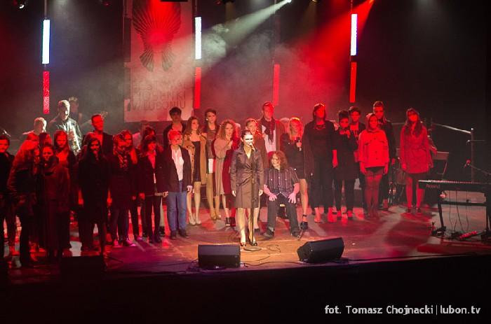 Koncert finałowy Ogólnopolskiego Festiwalu Piosenki  LUBOŃ 2012